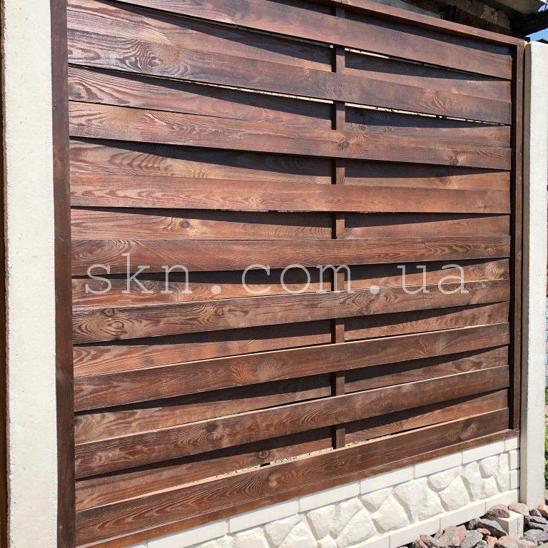 Забор из импрегнированной сосны Аризона