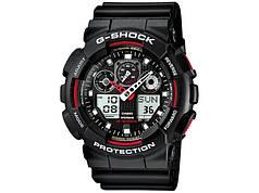 Мужские часы  Casio G-SHOCK GA-100-1A4ER 20BAR