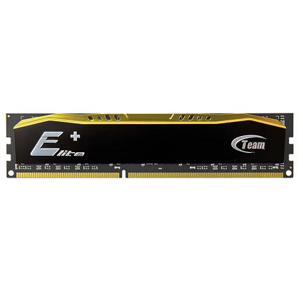 ☛Модуль памяти Team Elite Plus DDR3 8GB/1600 Black для компьютера, фото 2