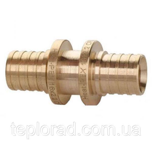 Муфта соединительная для теплого пола Heat-PEX 16 2.5 мм