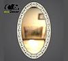 Зеркало настенное Marseilles в серебряной раме, фото 2