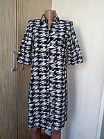 Платье рубашка 180191 р 40-42, фото 1