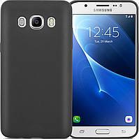 Силіконовий чохол Samsung J5 (2016)/J510 Чорний