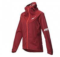 Куртка мембранная для бега INOV-8 AT/C Raceshell FZ W Red/Coral женская