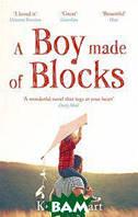 Keith Stuart A Boy Made of Blocks