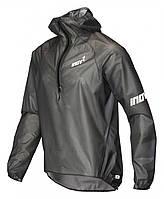 Куртка мембранная для бега INOV-8 AT/C UltraShell HZ U Black унисекс