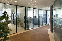 Каркасные офисные перегородки из металлического профиля (интересные статьи)