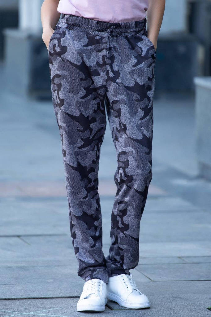 Коричневые брюки Kateri