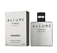 Chanel Allure Homme Sport туалетная вода 100 ml. (Шанель Аллюр Хом Спорт), фото 1