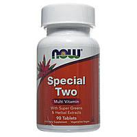 Мультивитамины, Multi Vitamin, Now Foods, 90 таблеток, фото 1