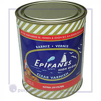Лак Epifanes Clear Varnish, 1 л
