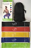 100 шт Набор резинок для фитнеса, фото 2