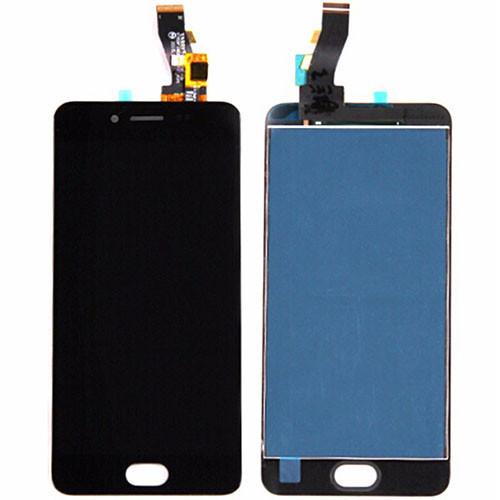 Дисплей (LCD) Meizu M3s (Y685Q/ Y685H)/ M3s mini с сенсором чёрный