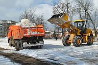 Услуга вывоза снега,погрузки и расчистка площадок.