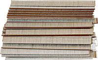 Цвяхи для пневматичного нейлера, довжина - 45 мм, ширина - 1,25 мм, товщина - 1 мм, 5000 шт.// MTX