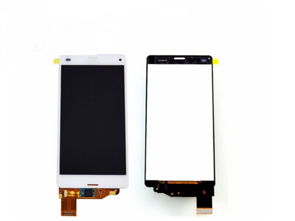 Дисплей Sony D5803 Xperia Z3 Compact Mini,D5833 with touchscreen white