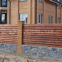 Забор из импрегнированной сосны Невада, фото 3