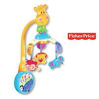 Мобиль Веселые зверушки Fisher-Price О