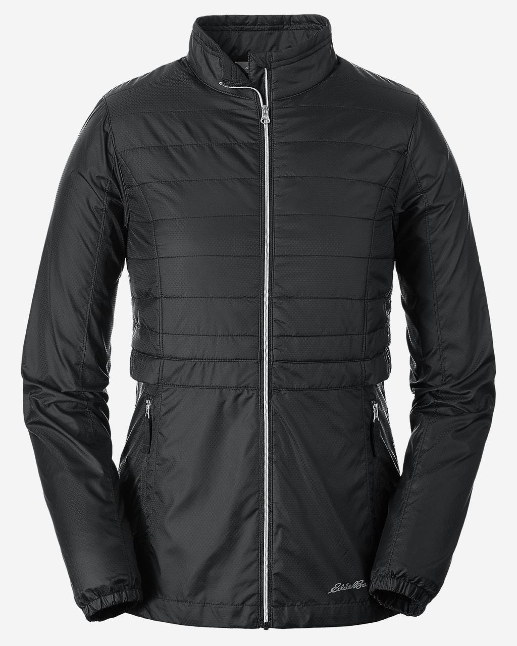 Демисезонная женская куртка Eddie Bauer Womens Selene Jacket Black