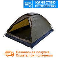 Двомісна Палатка Mil-Tec Iglu Super olive (14208001)