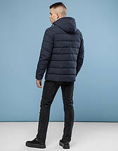 11 Kiro Tokao | Утепленная зимняя куртка 6015 серый, фото 3
