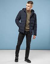 11 Kiro Tokao | Утепленная зимняя куртка 6015 серый, фото 2