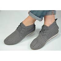 Летние туфли женские  Последний размер 40