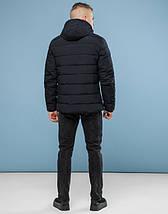 11 Киро Токао | Зимняя куртка мужская 6015 черный, фото 3