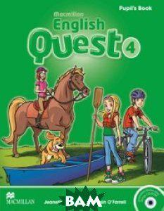 Macmillan English Quest 4 Pupil`s Book Pack