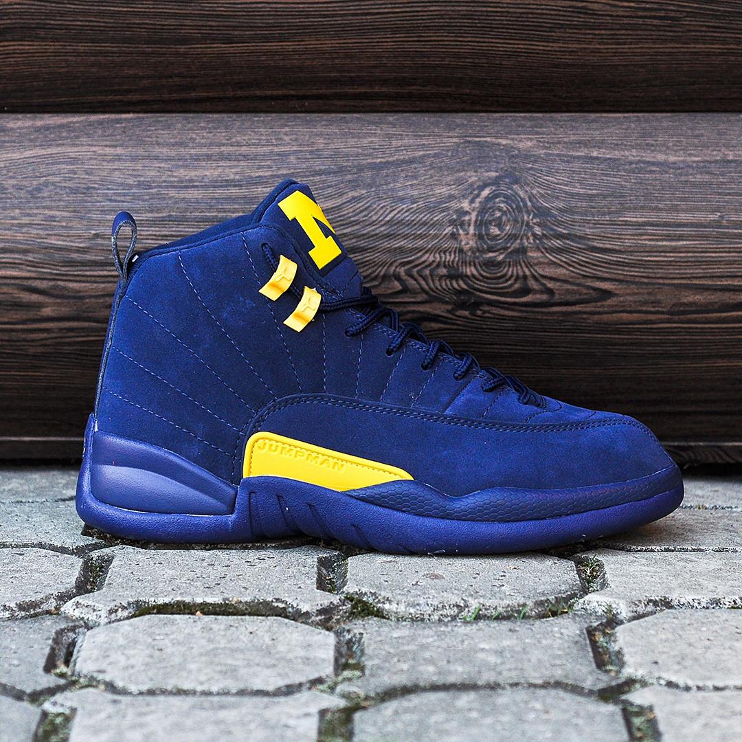 ecfdce40 Мужские кроссовки Nike Air Jordan XII Retro Jappaness Edition, Реплика -  TopCross в Львове