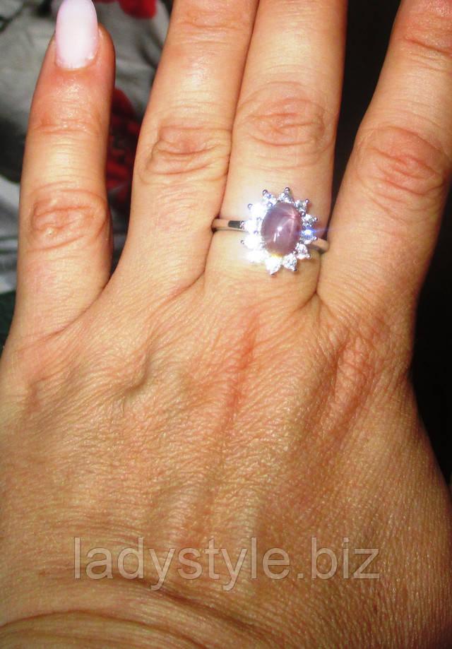 прикраси купити срібло кільце чоловічий перстень сапфіри зірка купити