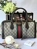 Женская сумка Gucci 'Ophidia GG'  (реплика), фото 1