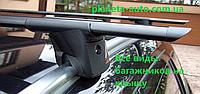 Поперечины Seat Ibiza ST (2010-) черные/Поперечины Сеат Ибиза СТ (2010-)