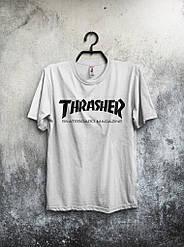 Футболка Thrasher (Трешер), Skateboard Magazine