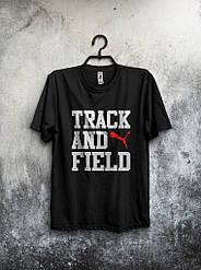 Футболка Puma Track and Field (Пума Трек энд Филд)