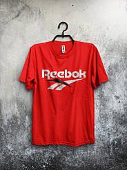 Футболка Reebok (Рибок), полосы