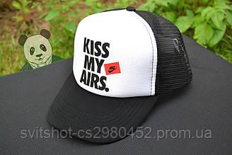 Кепка Тракер Nike Kiss My Airs (Найк Кисс Май Аирс)