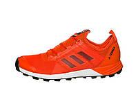 Кроссовки Adidas Terrex 250 40 25 см Оранжевый