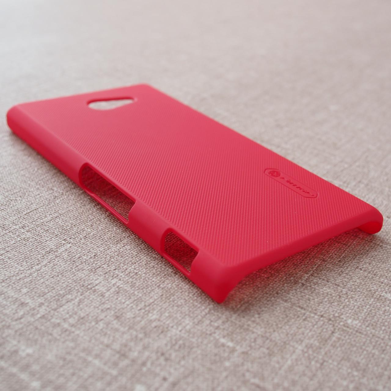 Чехлы для SONY Nillkin Super Frosted Shield Sony Xperia M2 Для телефона