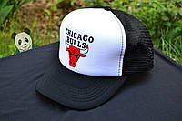 Кепка Тракер Chicago Bulls (Чикаго Буллз)
