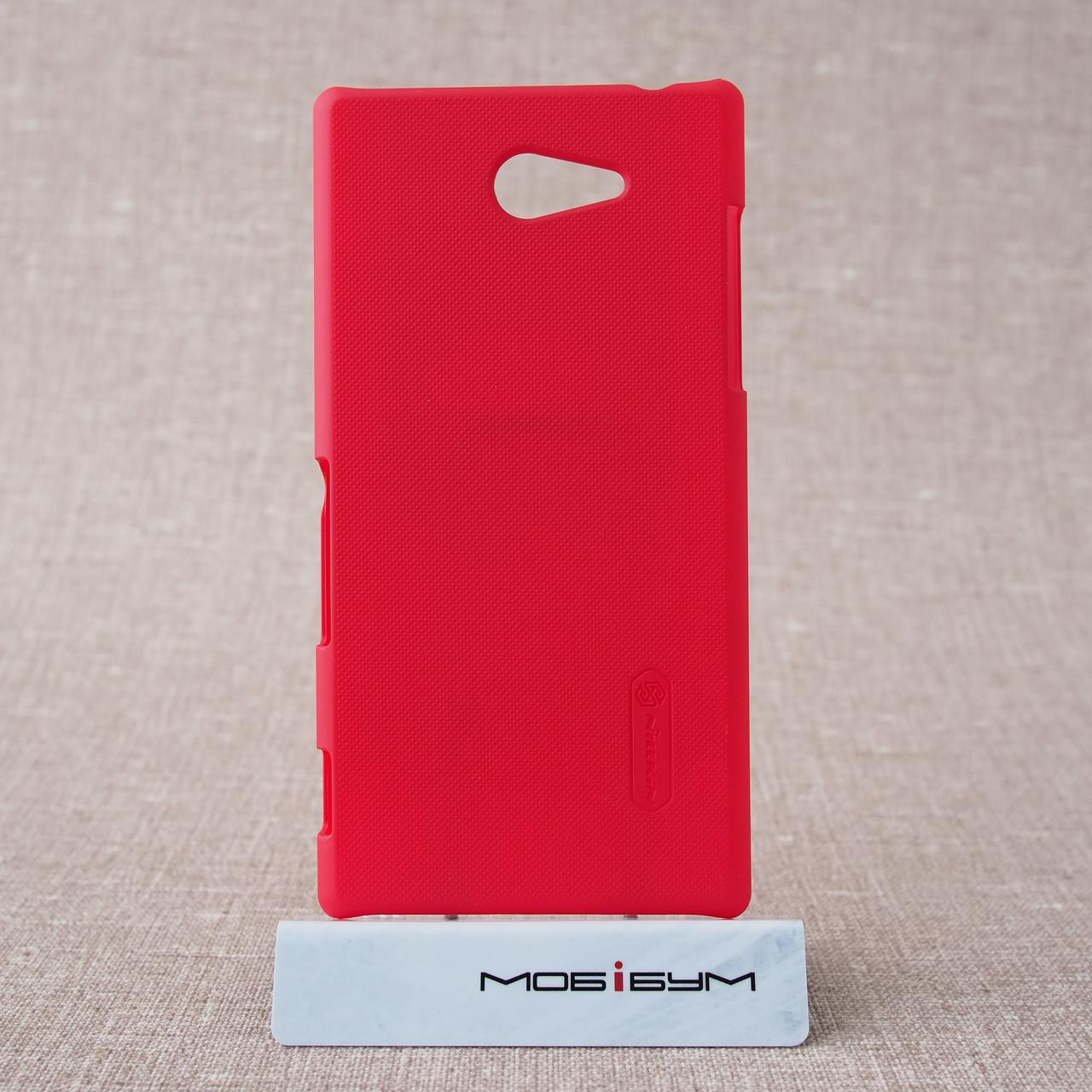 Накладка Nillkin Super Frosted Shield Sony Xperia M2 EAN/UPC: 956473278320