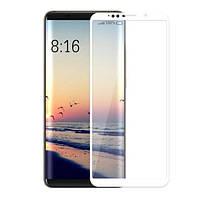 Защитное цветное стекло Mocolo (CP+) на весь экран для Xiaomi Mi 6X / Mi A2