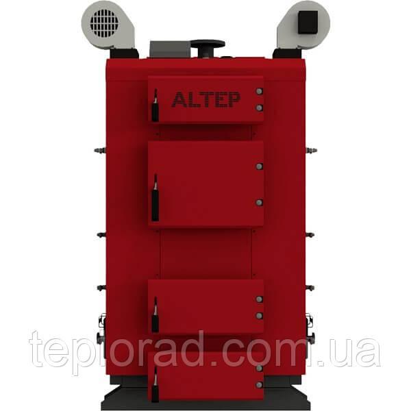 Твердопаливний котел Altep TRIO - 80 кВт