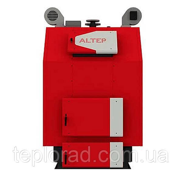 Твердотопливный котел Altep TRIO UNI Plus 150 кВт (комплект автоматики и вентилятор)