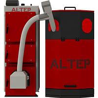 Твердотопливный котел Altep Duo UNI Pellet - 40 кВт (горелка ECO-PALNIK)
