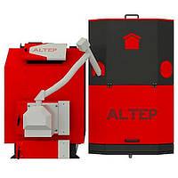 Твердотопливный котел Altep TRIO UNI Pellet Plus - 30 кВт (горелка ECO-PALNIK и вентилятор)