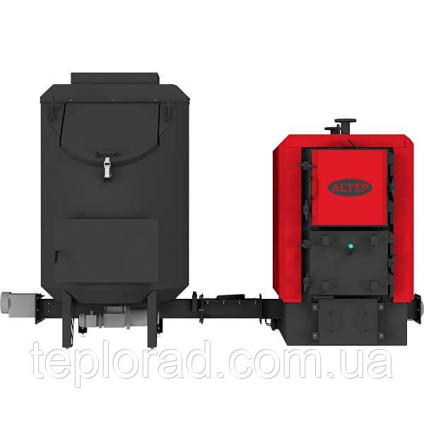 Твердопаливний котел Altep BIO - 95 кВт