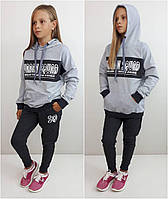 Модный спортивный костюм SQ меланж Унисекс, фото 1