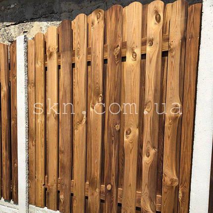 Забор из импрегнированной сосны Орегон, фото 2