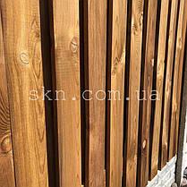Забор из импрегнированной сосны Орегон, фото 3